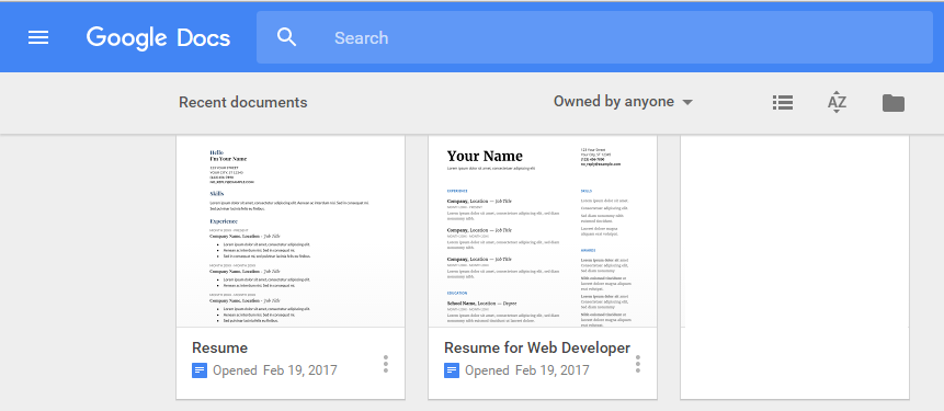 Get started with Drive  Google Learning Center